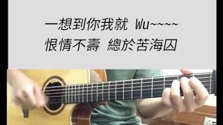 音闕詩聽 - 芒種 (feat.趙方婧) 吉他伴奏