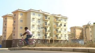 Locals priced out of Chinese-built Luanda