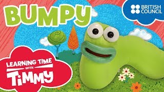 Meet Bumpy | Learning Time with Timmy | Cartoons for Kids