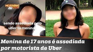 Bancada reage a caso de menina assediada por motorista de Uber