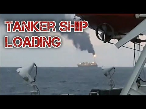 Shuttle Tanker in DP (Dynamic position) mode