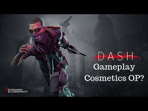Deathgarden Dash Cosmetics OP??