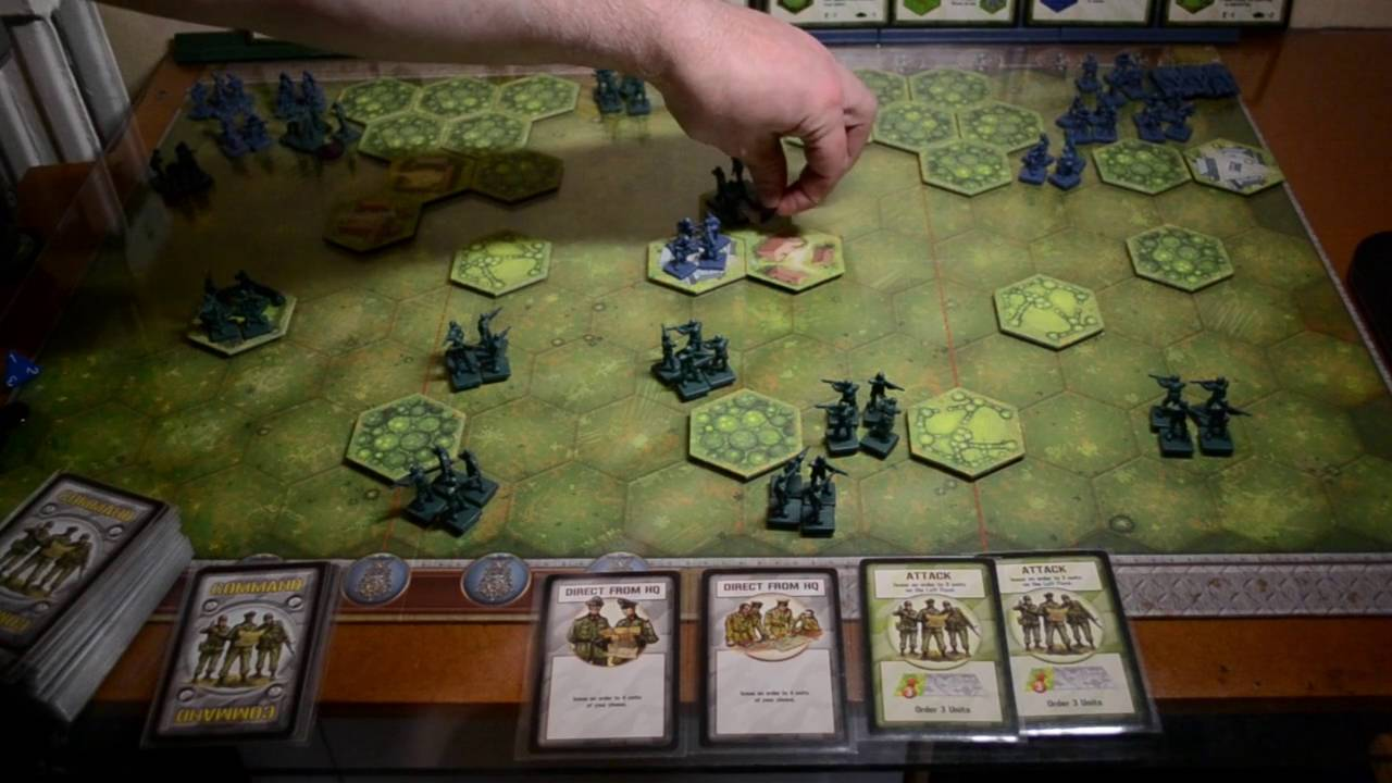 Memoir '44 - My Solo/Solitaire Rules