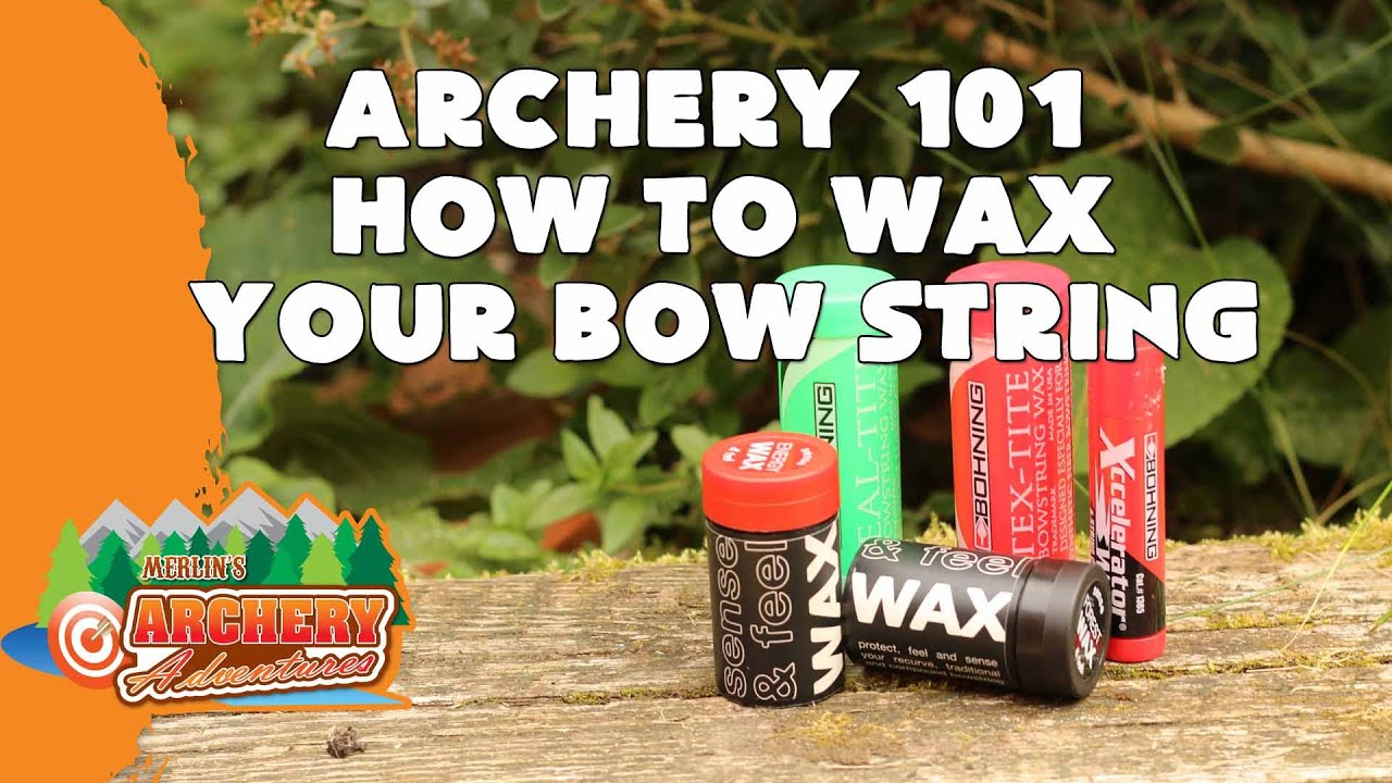 how to prepare for ag string wax