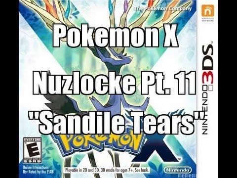 Pokemon X Nuzlocke 11