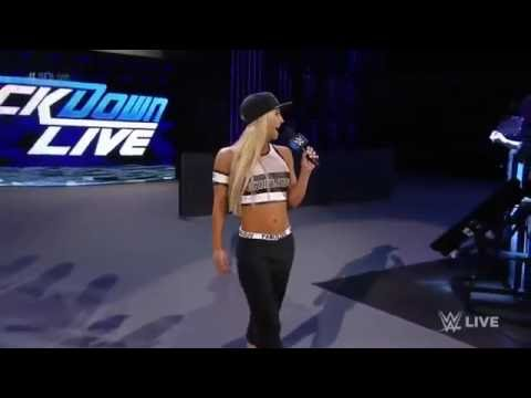 Carmella WWE Debut