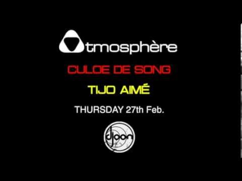 SOIREE ATMOSPHERE:  Shout out from CULOE DE SONG