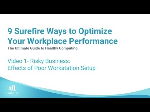 9 Surefire Ways to Optimize Your Workplace Performance - Part 1