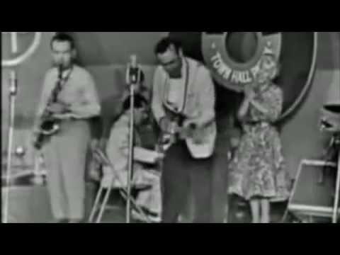 Carl Perkins at Town hall party  1958