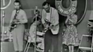 Carl Perkins at Town hall party - 1958