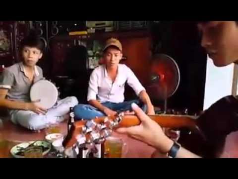 Nhạc Chế Gõ Po và Guitar - Sự Kết Hợp Hoàn Hảo ( 2 Lúa + Chun Yo Hóc )