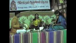 Purva Dhanashree Cotah at the Anjaneyar Koil, Ashok Nagar, Chennai  on 26th Dec 2014.