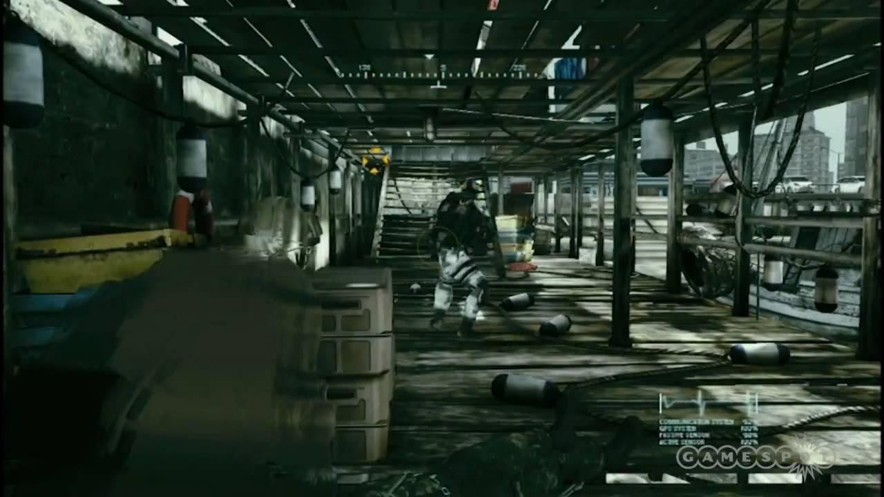 Tom Clancy S Ghost Recon Future Soldier The Future Of Warfare