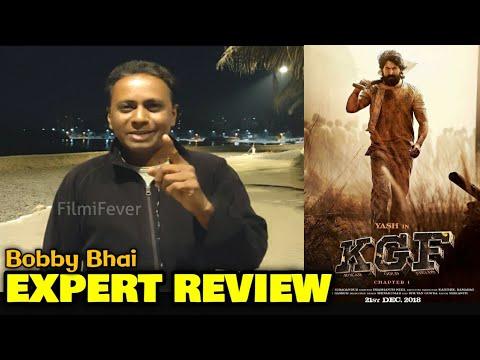 Bobby Bhai EXPERT REVIEW On KGF Movie | Yash, Mouni Roy, Srinidhi Shetty | Chapter 1 Mp3