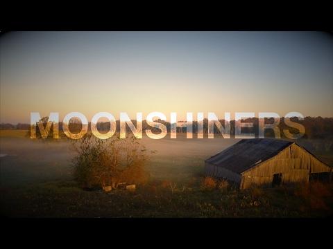 Cottonwood Creek - Moonshiners (Lyric Video)