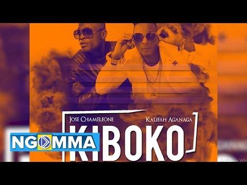 KIBOKO: Jose Chameleone | Khalifa Aganaga ( Official Audio)