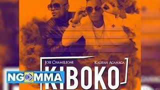 KIBOKO: Jose Chameleone   Khalifa Aganaga ( Official Audio)