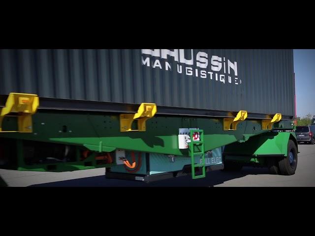 AIV REVOLUTION® équipé du système ADV® « AUTONOMOUS DRIVING VASCO »