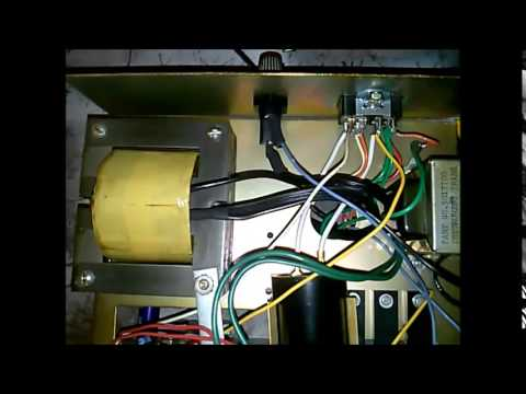 A look inside the Hy-Gain Antenna Rotor Controller Ham Rotor Wiring Diagram on