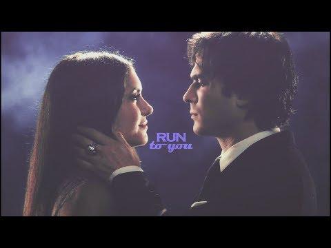 when do elena and damon start dating in the vampire diaries