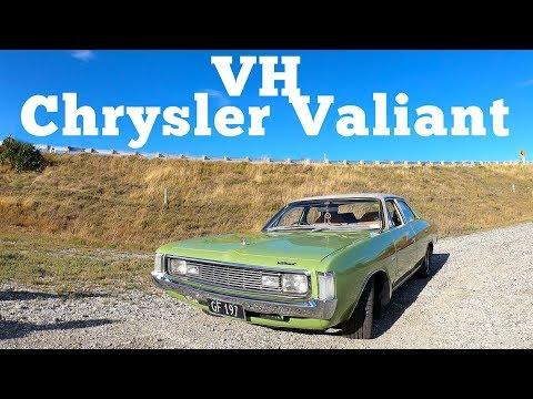 1973 Chrysler Valiant Regal - Australian Variant: Regular Car Reviews