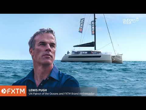 Dubai Eye Interview with FXTM Brand Ambassador, Lewis Pugh