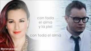 Leonel García & María José - Te Besé (con letra)