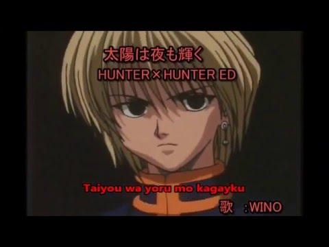 Taiyou Wa Yoru Mo Kagayaku - Instrumental/Karaoke - Hunter x Hunter