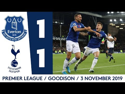 TOSUN RESCUES A POINT AFTER SERIOUS GOMES INJURY | HIGHLIGHTS: EVERTON 1-1 SPURS