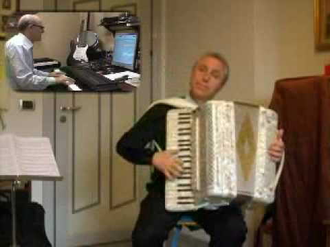 DOMINO - Waltz Musette - Accordion Music - Accordeon