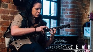 Leah Woodward // ALIASES // Derangeable Guitar Playthrough #1