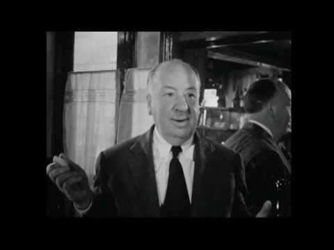 Alfred Hitchcock - Interview (1956)