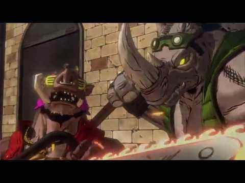 TMNT Mutants in Manhattan Secret Boss Battle