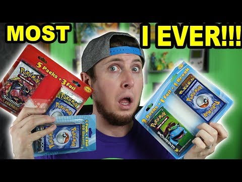 MOST EX & GX CARDS I HAVE EVER PULLED IN A POKEMON OPENING VIDEO!