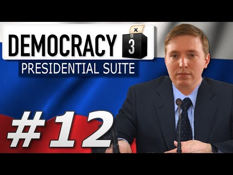 Democracy 3: Presidential Suite   Russia  -  Year 12