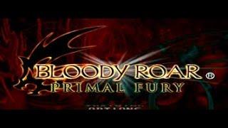 Bloody Roar: Primal Fury - Trying to unlock Uranus!
