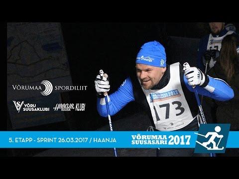 Sprint / 26.03.2017 / Haanja / 5. etapp / Võrumaa Suusasari 2017