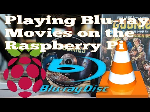 Playing Blu-ray Movies On The Raspberry Pi With VLC Media Player