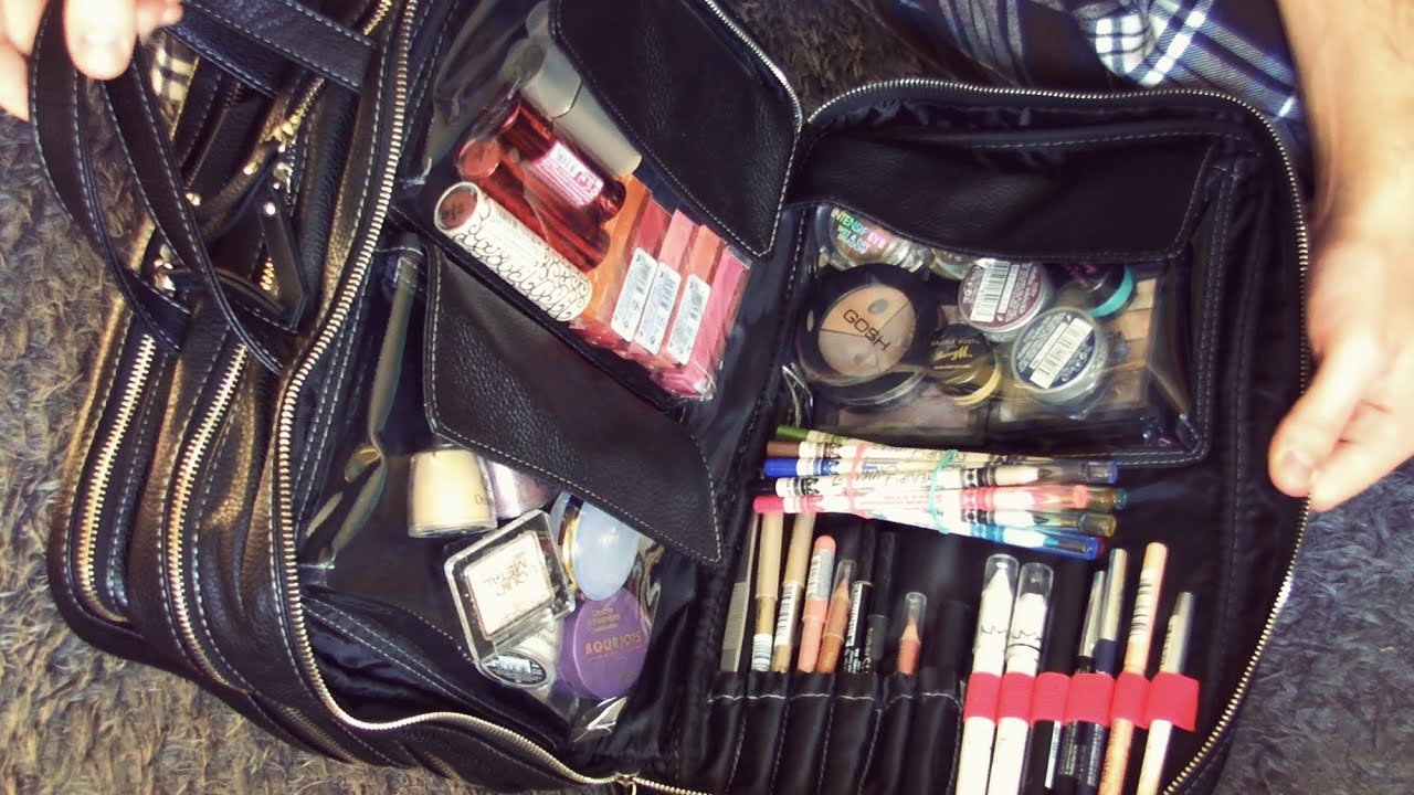 Makeup artist zoe bag review