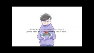 [Osomatsu-san] {Ichimatsu} Self-Harm Colorless Eng Sub