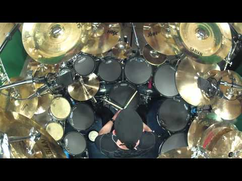 Revenga by System Of A Down. Drum cover- By Kevan Roy