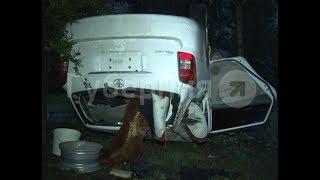 Пьяный хабаровчанин перевернулся в автомобиле с пассажиром. MestoproTV