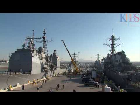 USS Lake Champlain Deploys To Western Pacific