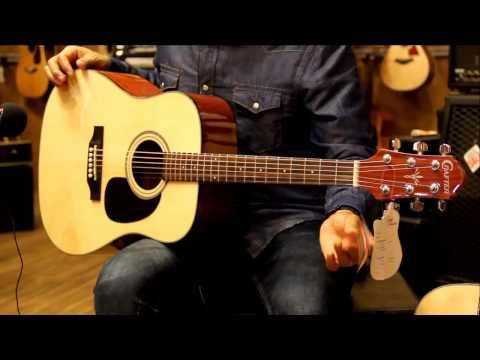 Crafter HD-24 /NT by AcousticThai.Net