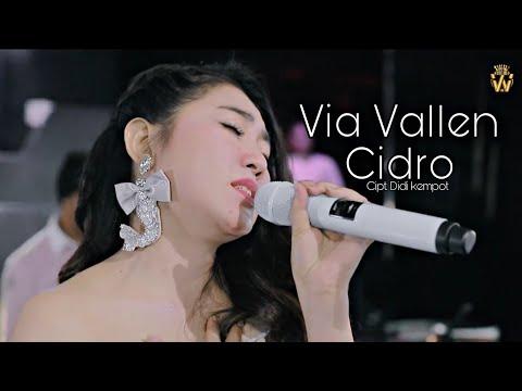 Via Vallen  - Cidro  ( Official )
