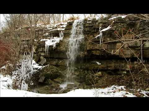 🍃 Scenic 1000 Islands Waterfall - 1 Hour Peaceful Nature Sounds