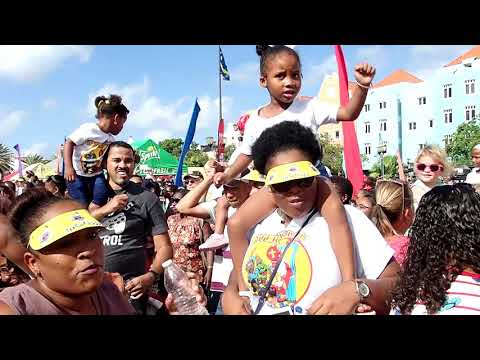 Sinterklaas Curaçao 2018