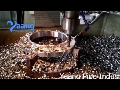 ANSI B1647 A182 316 321 Stainless Steel SO Flanges - www.yaang.com