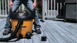Shop-Vac Wet & Dry Pump Vac From Canadian Tire
