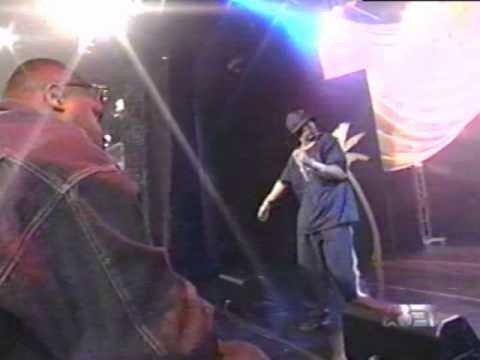 U God feat  The RZA   Live on BET 1999